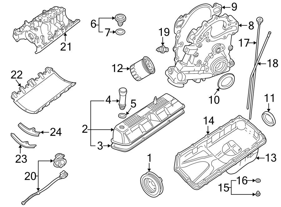 1992 Land Rover Range Rover Engine Oil Pressure Switch
