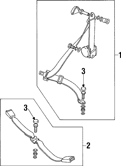 1997 land rover defender 90 cap