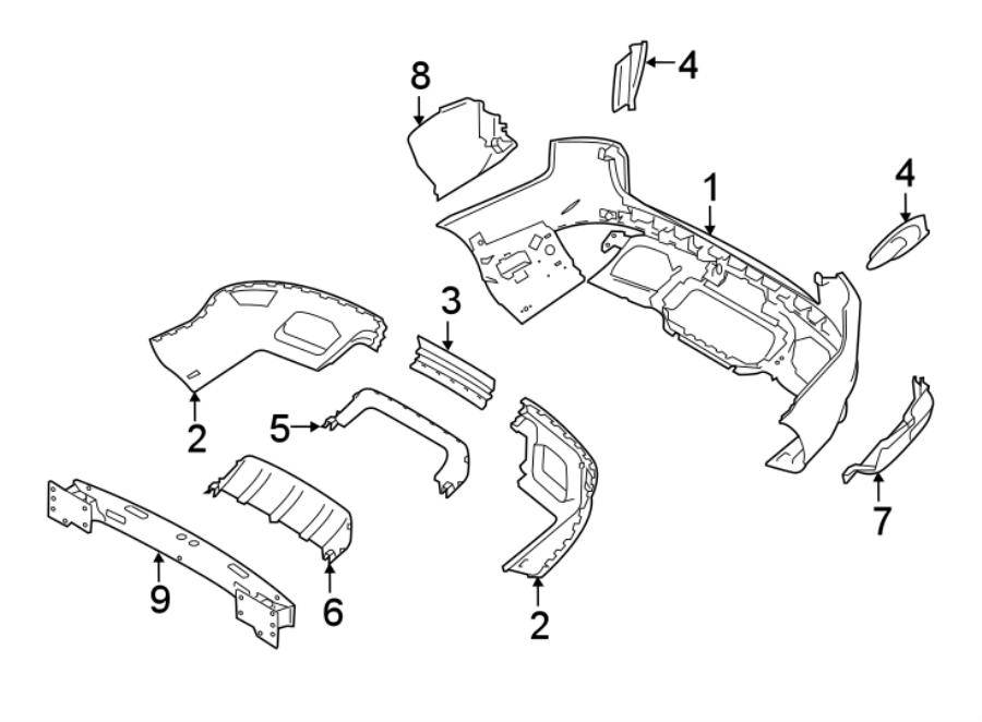 on Range Rover P 38 Parts Diagram