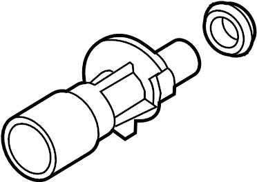 2017 land rover range rover sport oil cooler tube  tube