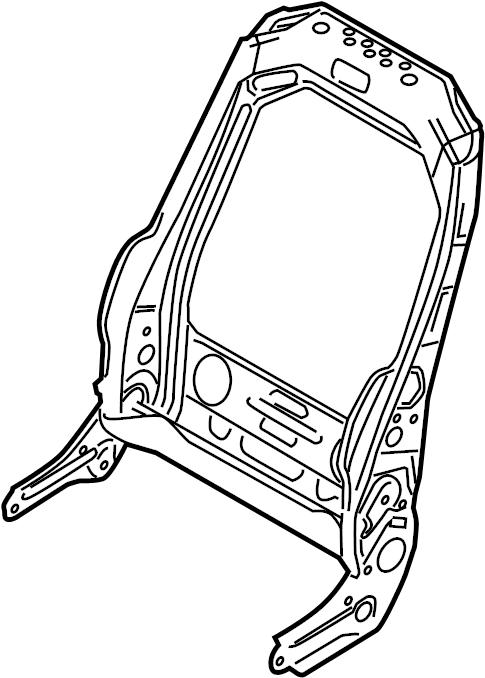 Range Rover Evoque Motor Diagram