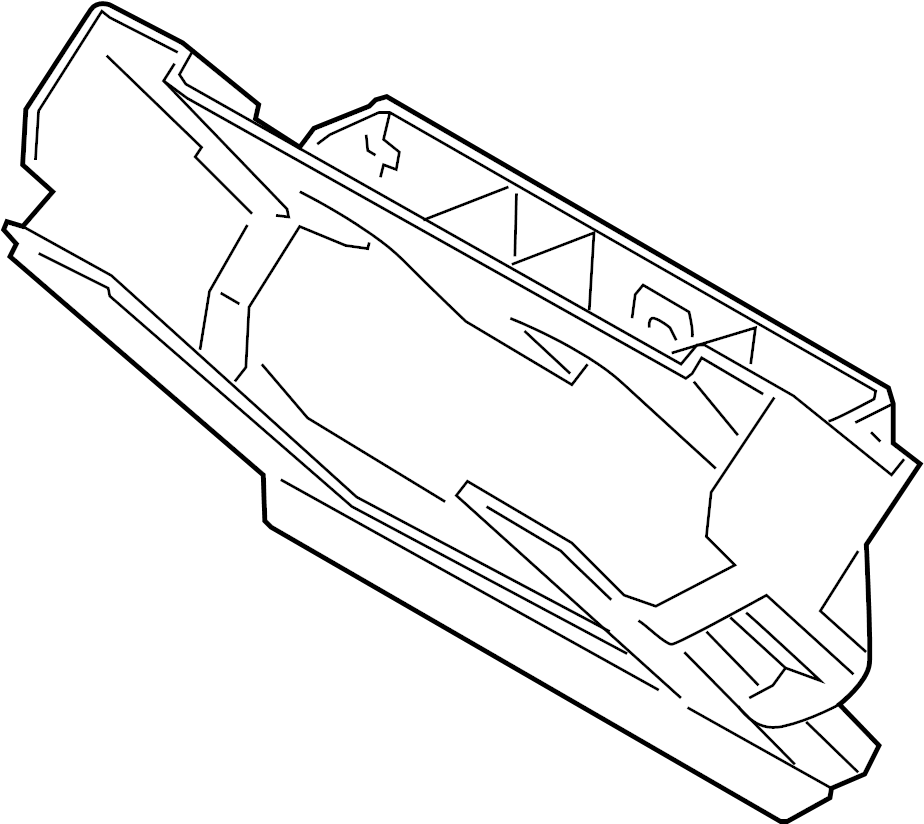 2018 land rover discovery sport bracket